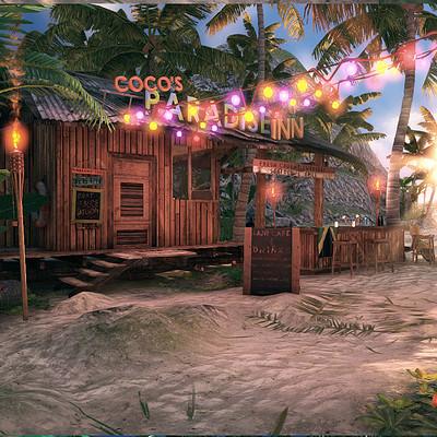 Beach Bar UDK