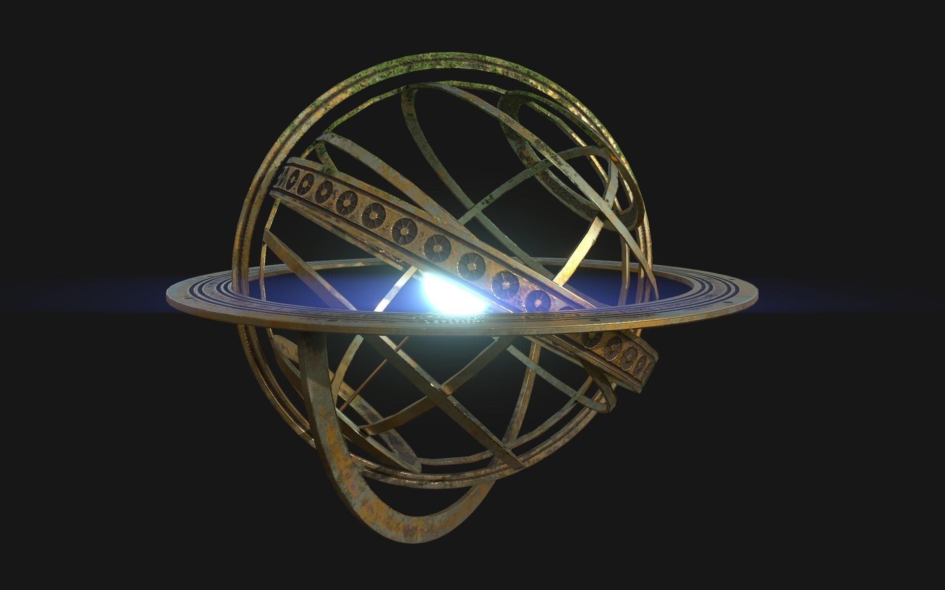Pablo artime astrolabe