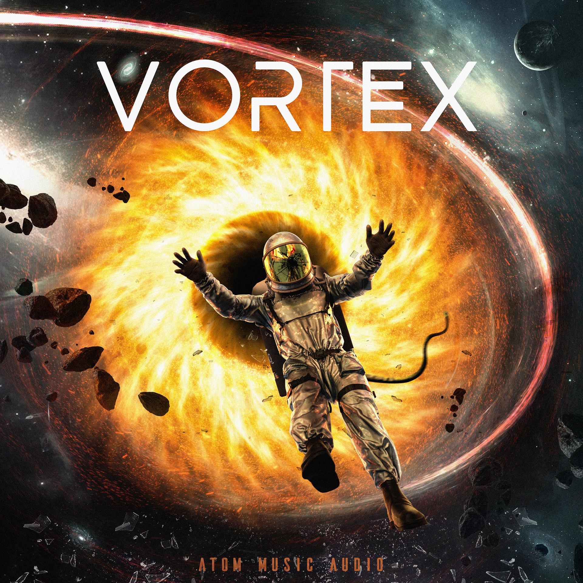 Artstation Album Cover 3d Render Vortex By Paradoxunlocks Paradox Unlocks