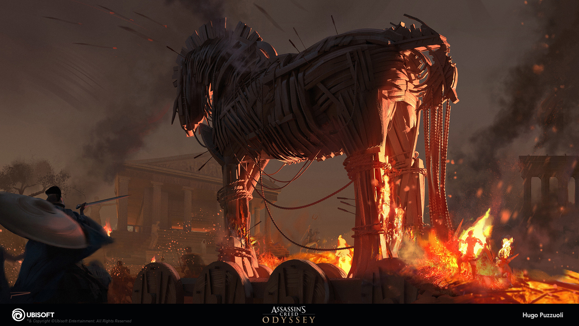 Hugo puzzuoli trojan horse hpuzzuoli