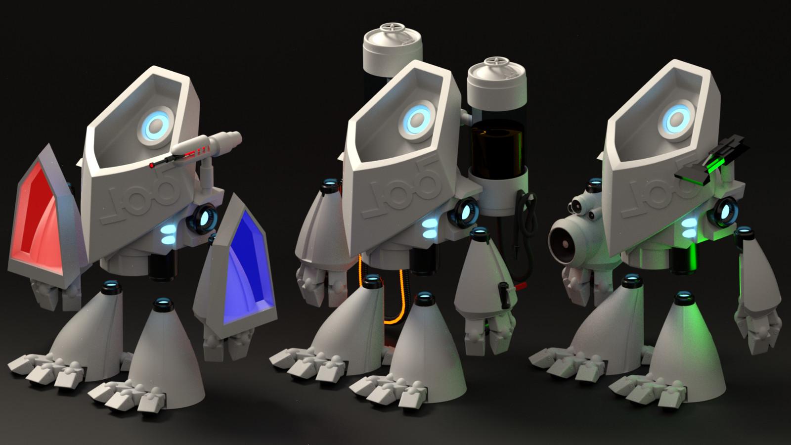 JOO-bot fronts