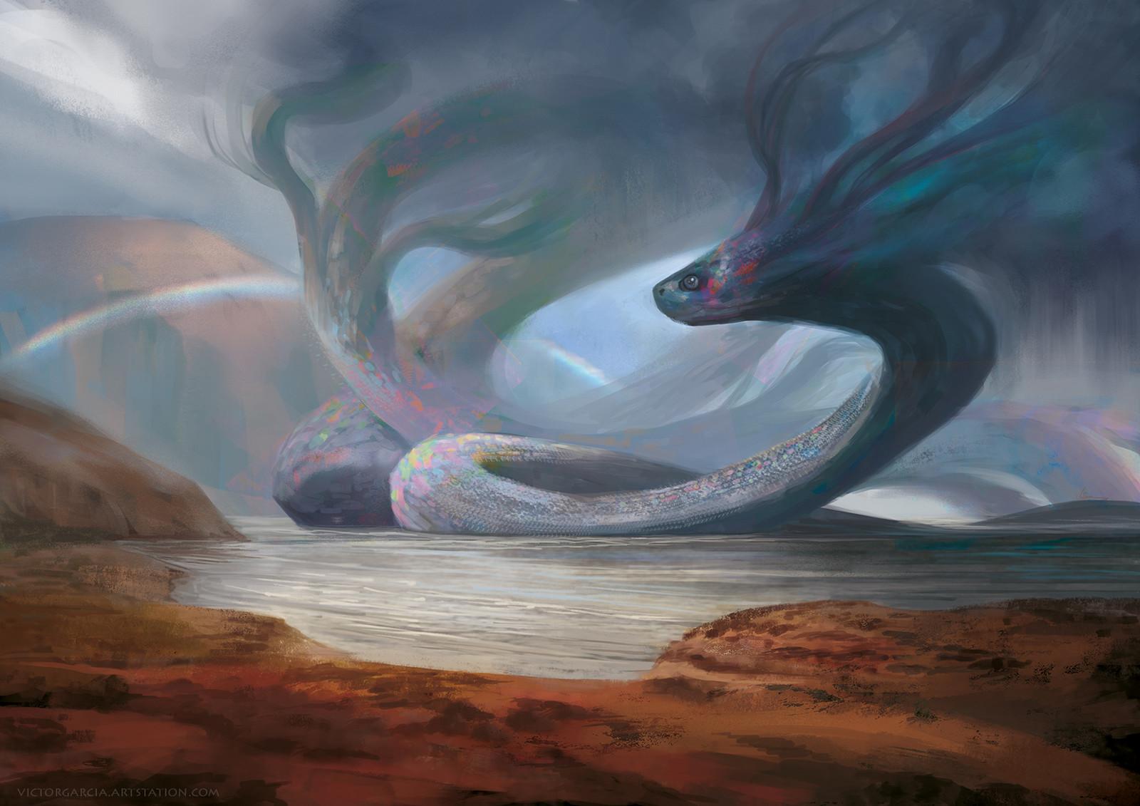Rainbow Serpent - Australia