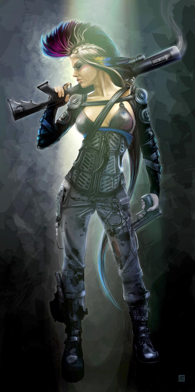 Svetlana (Shadowrun)