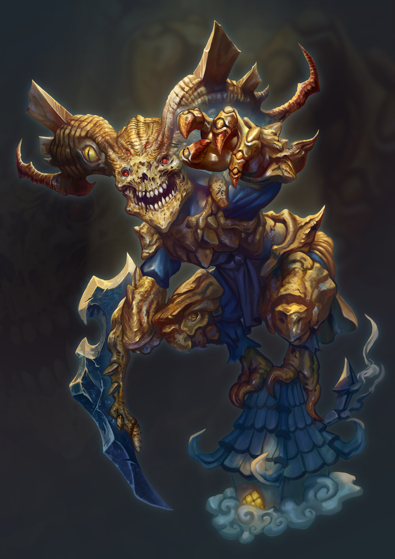 Of Horns and Bones