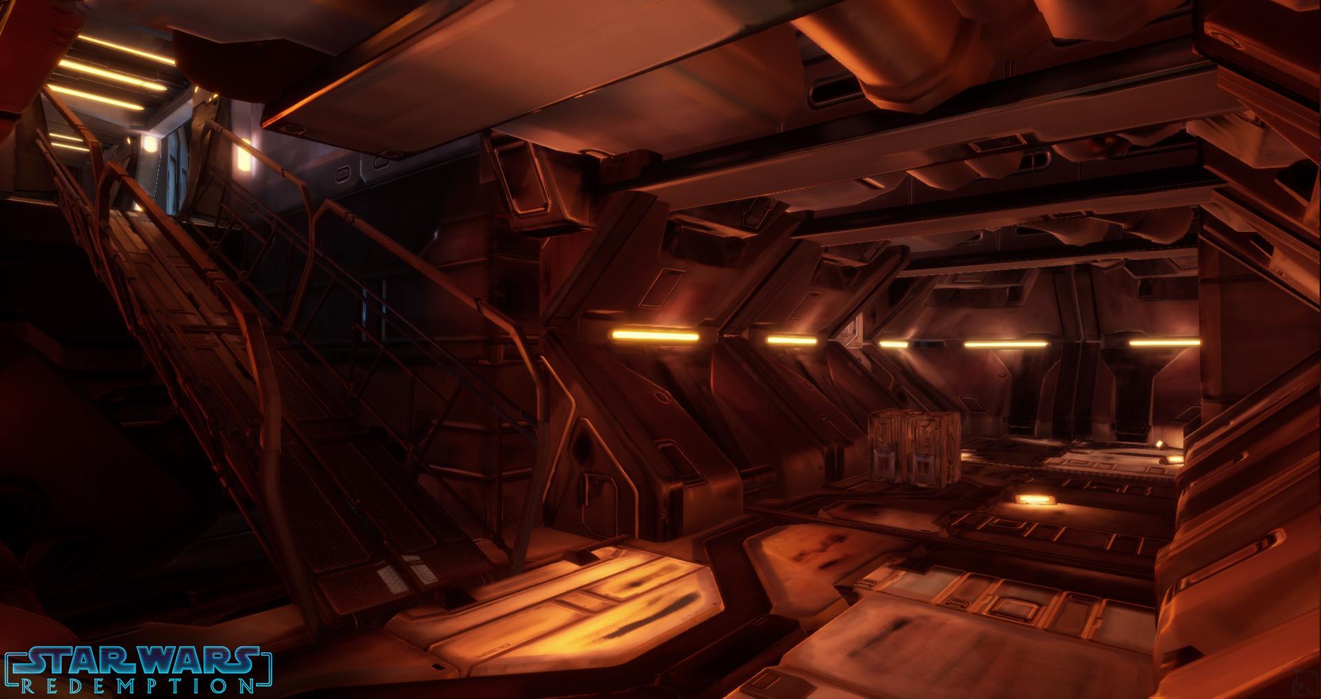 Etienne beschet venator stockroom 01