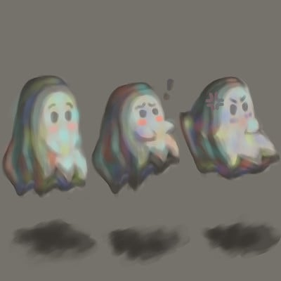 Anda ungureanu ghost