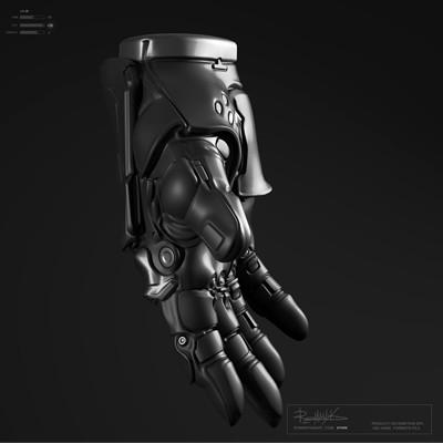 Yuriy romanyk star wrist 03