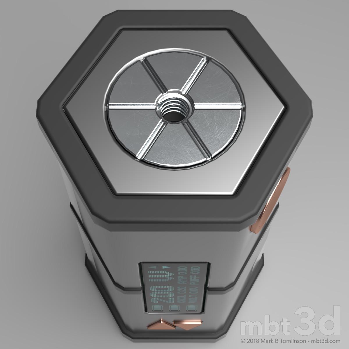 Box XX: MODO Mod Box