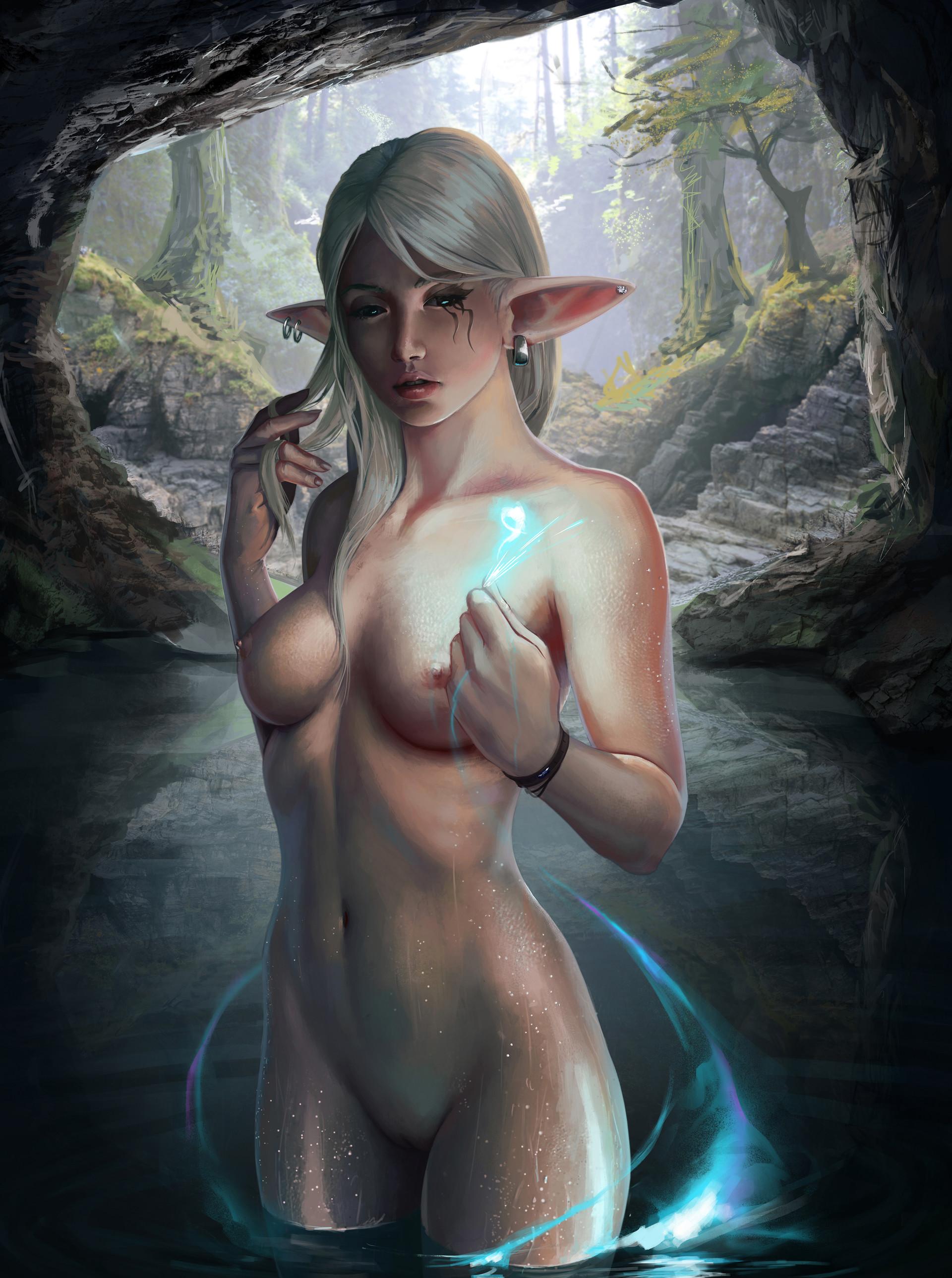 Naked elves gallery