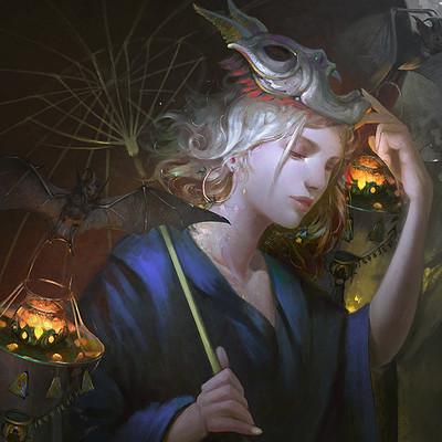 Raivis draka witch