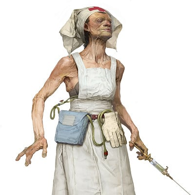 Maxim verehin nurse main post