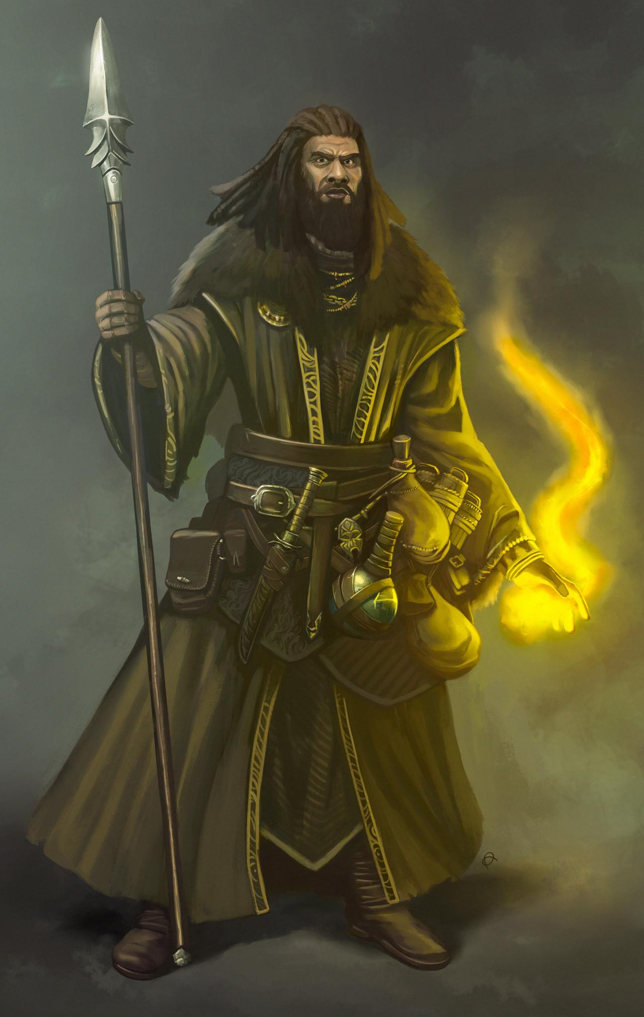 Dan ramos alexander wizard