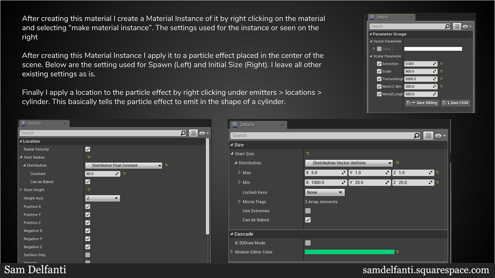 ArtStation - Unreal Engine 4 Tutorial: Easy Volumetric Fog
