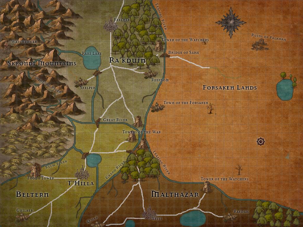 Inkarnate World Map.Artstation World Maps Then And Now Thomas Gorman