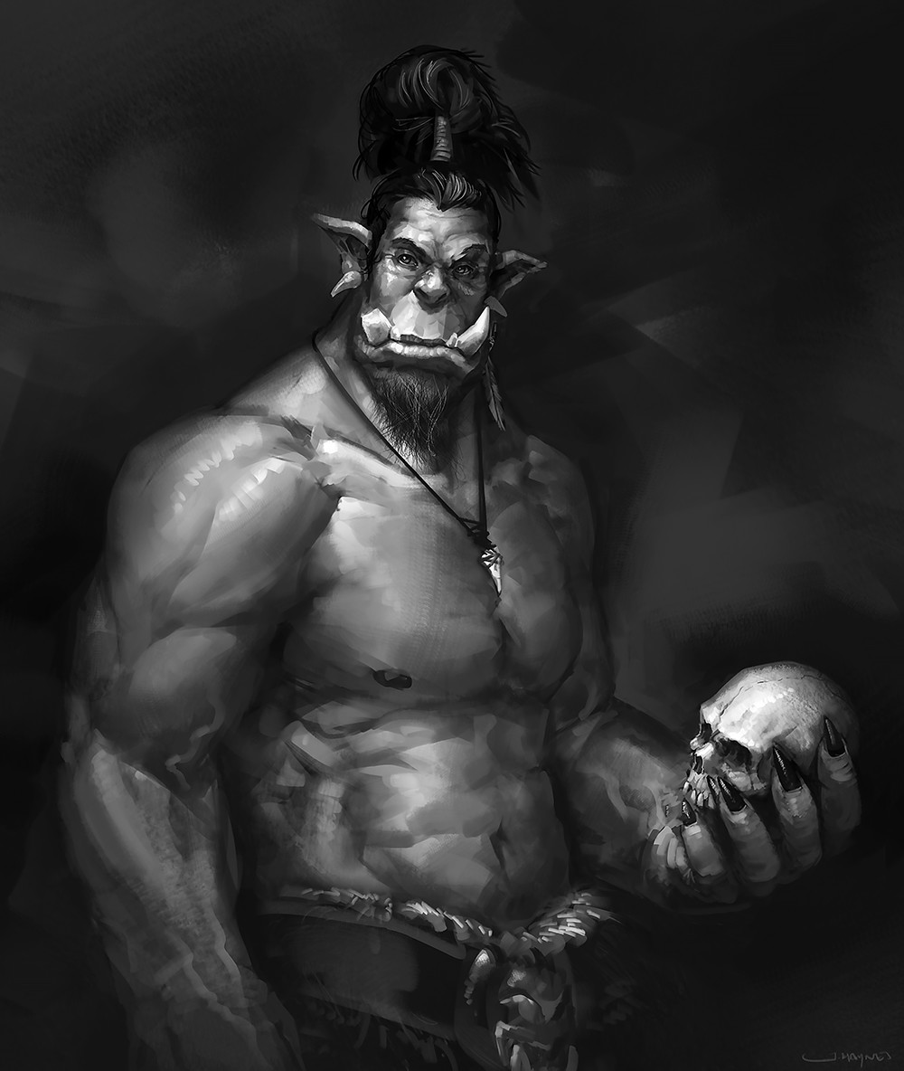 Orc Thoughts