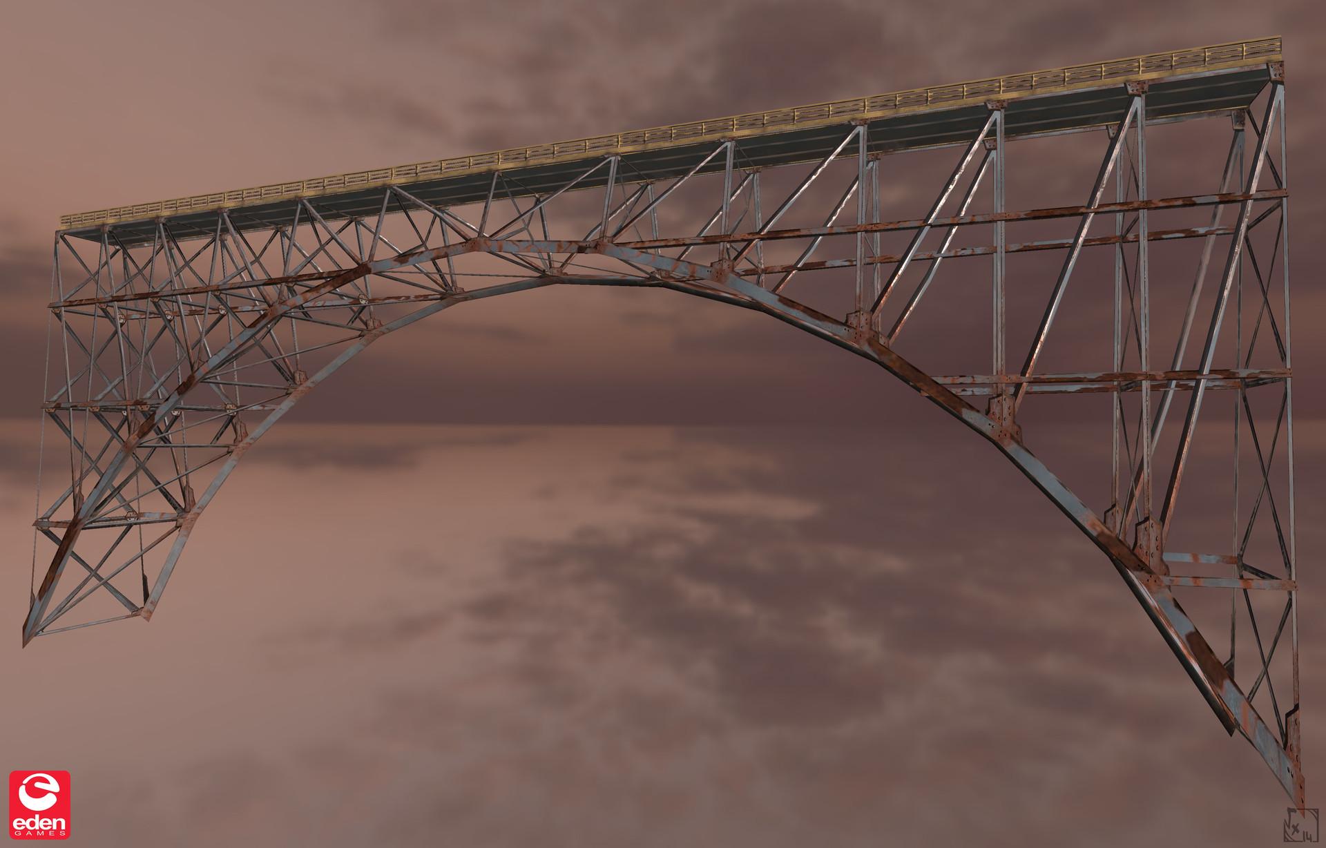 Etienne beschet desertlargebridge 01