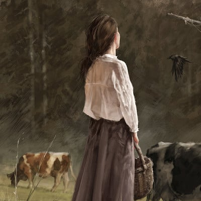 Jakub rozalski girls dream wsmall