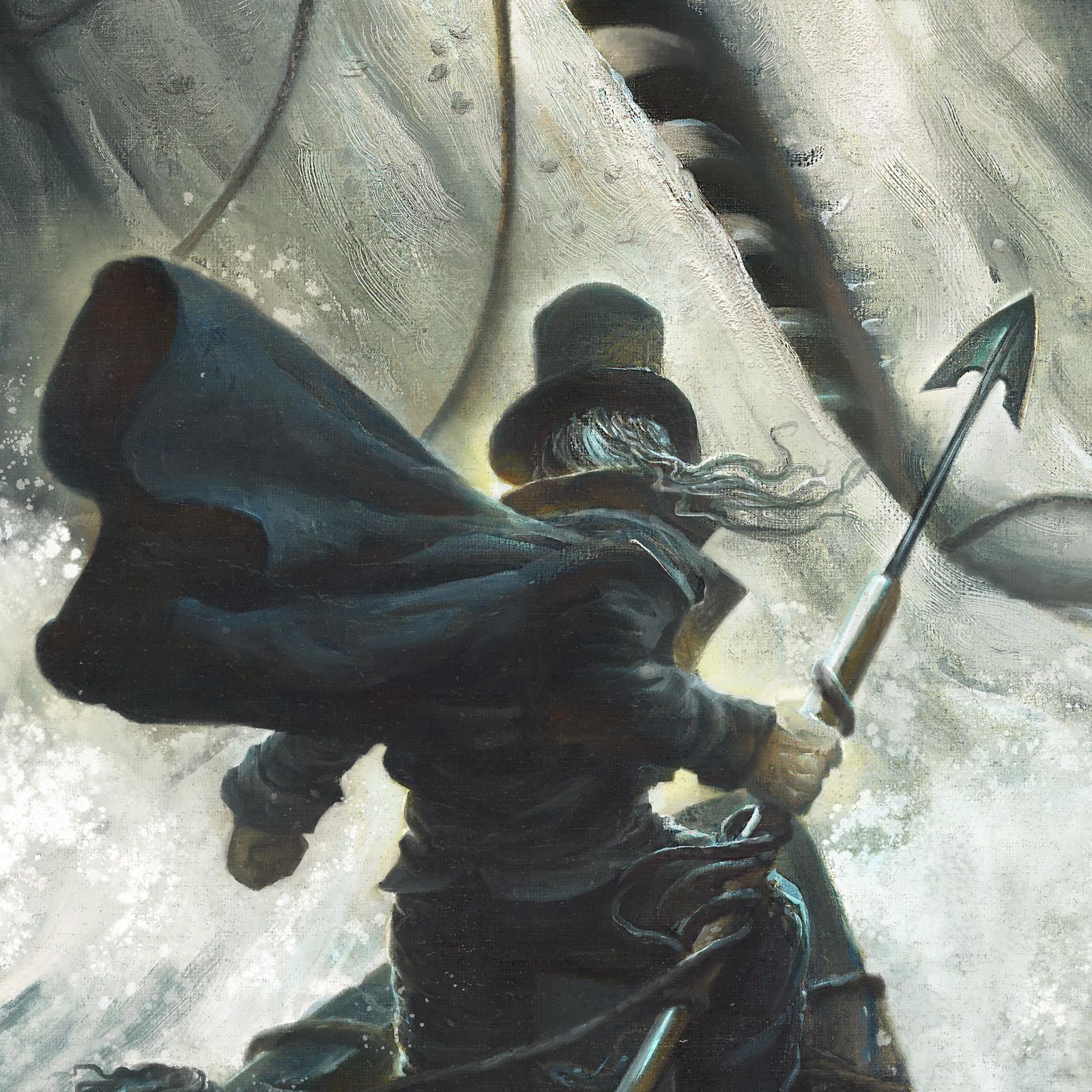 Ahab Detail