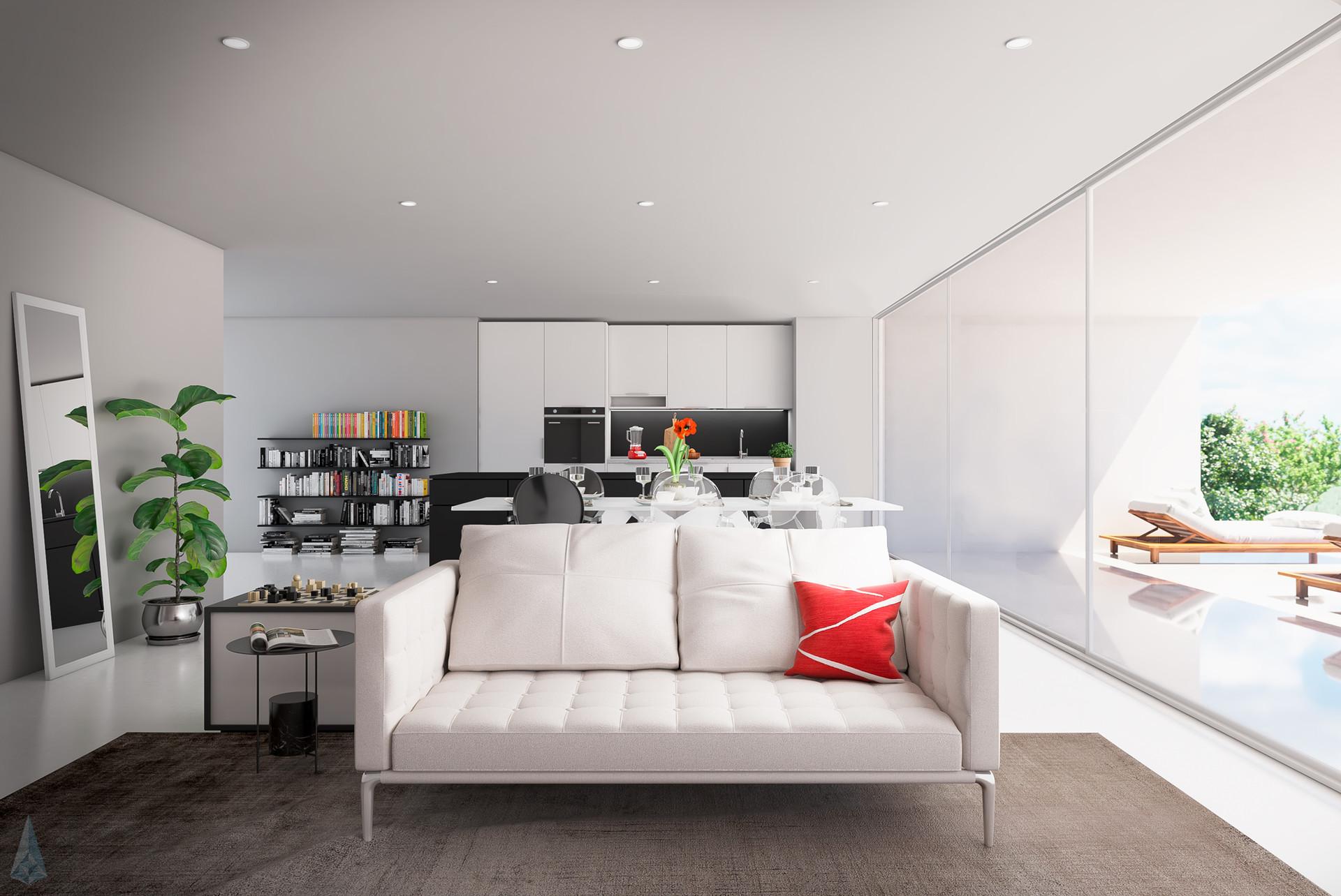 3d factory 3df maisonext portfolio salon global