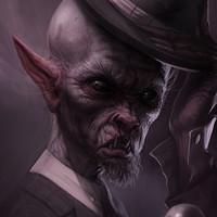 ArtStation - Tides of Madness: Dagon, Mirko Failoni