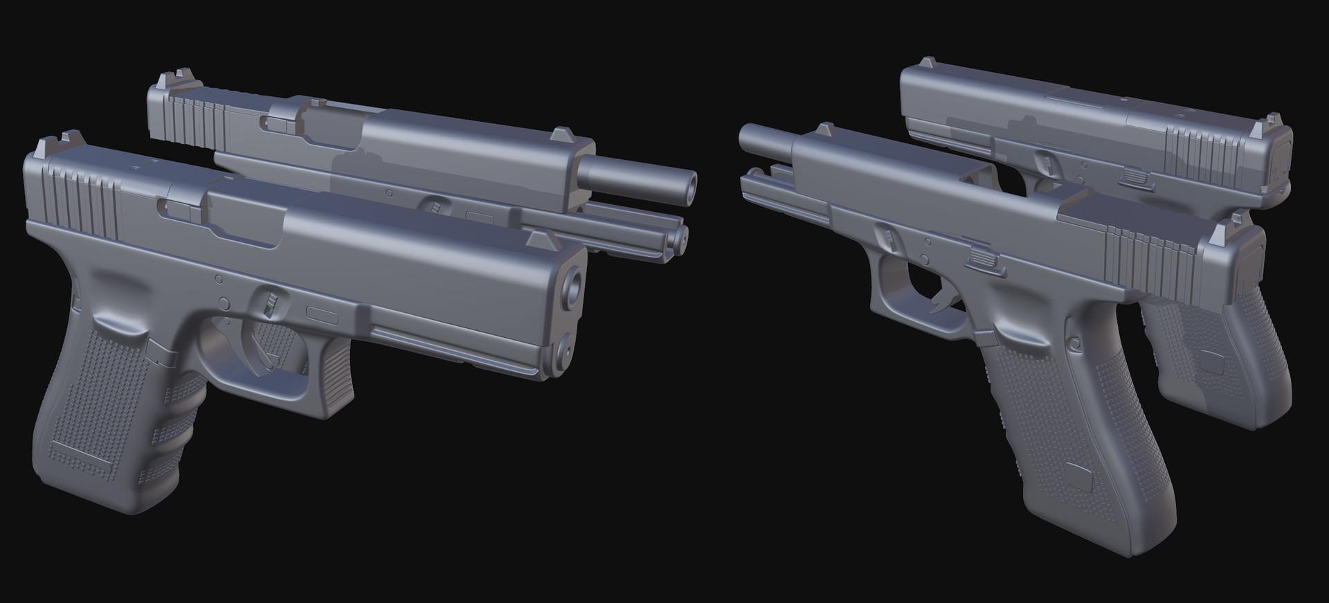 Daniel conroy glock 17 hp