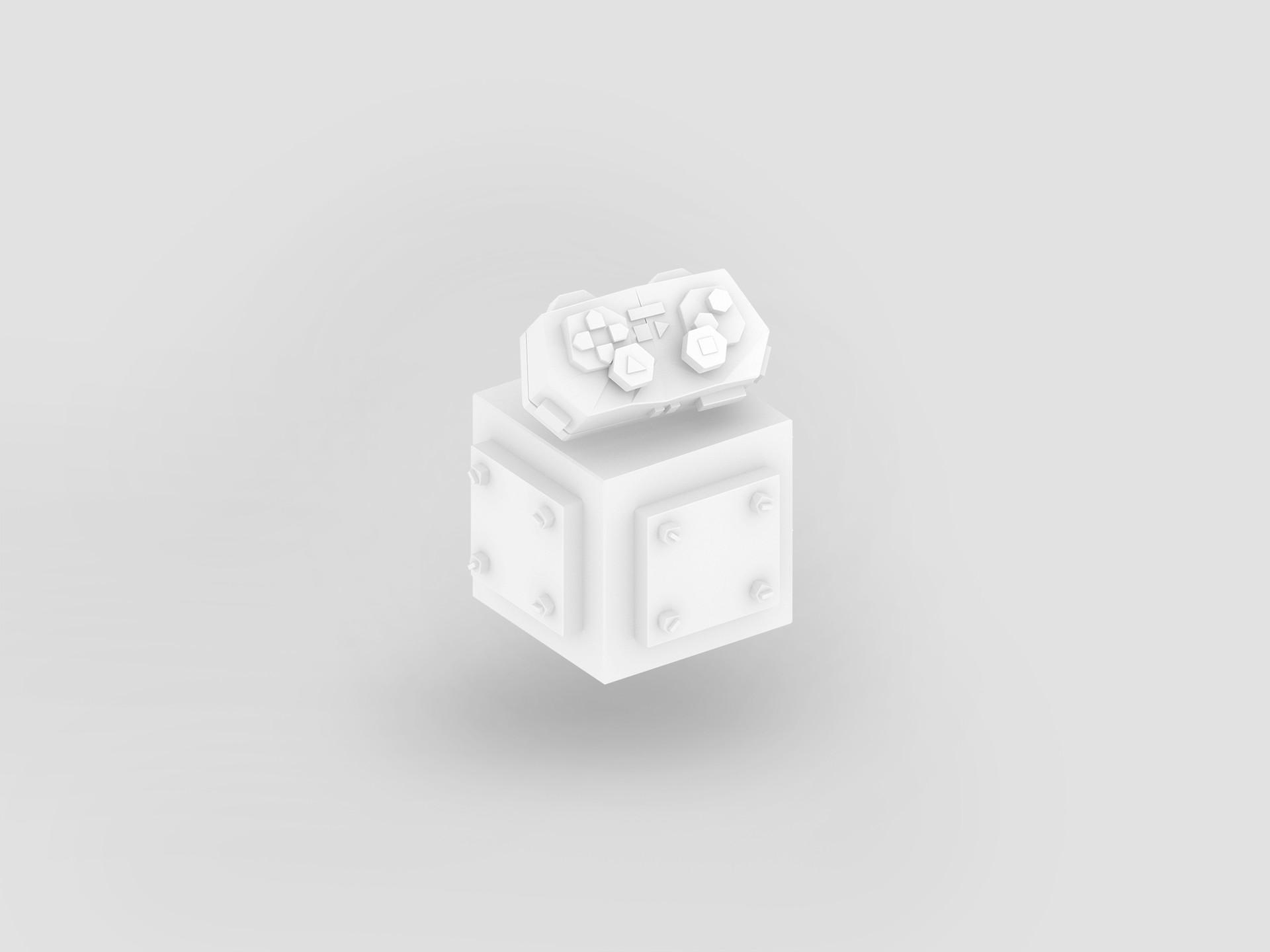Skylar thomas controller white