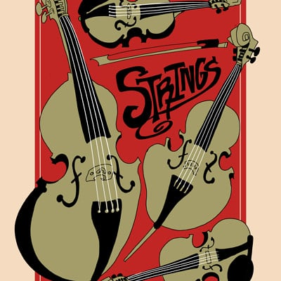 Charlie dilts small strings