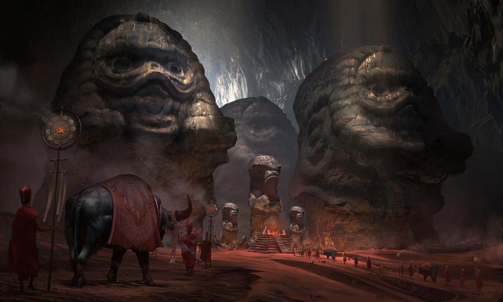 Cave of Idols