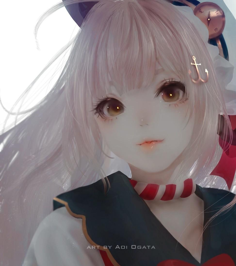Aoi ogata te oko