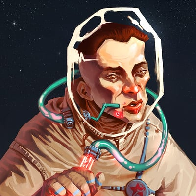Daniel aubert drunk astronaut 2 copy