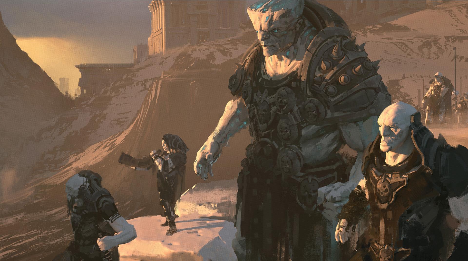 Greg danton ice titan 1 as