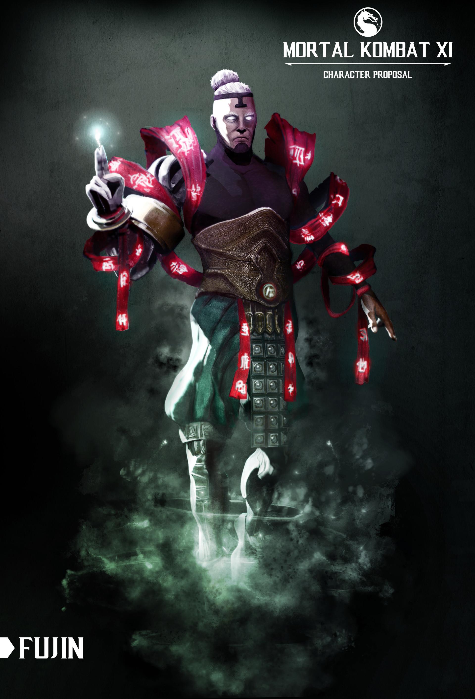 riccardo pasquali mortal kombat xi character redesign