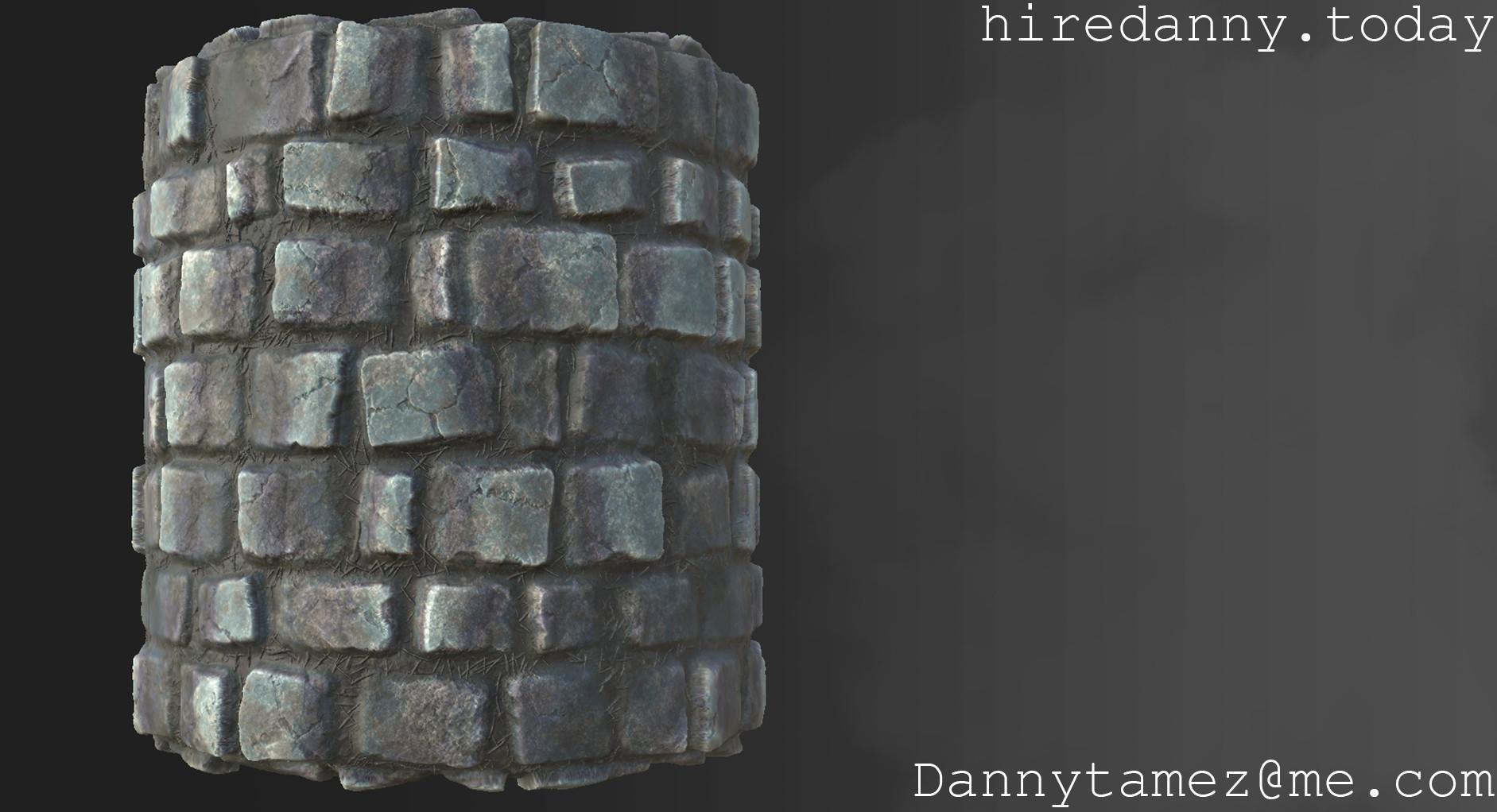 Danny tamez f cobstone1