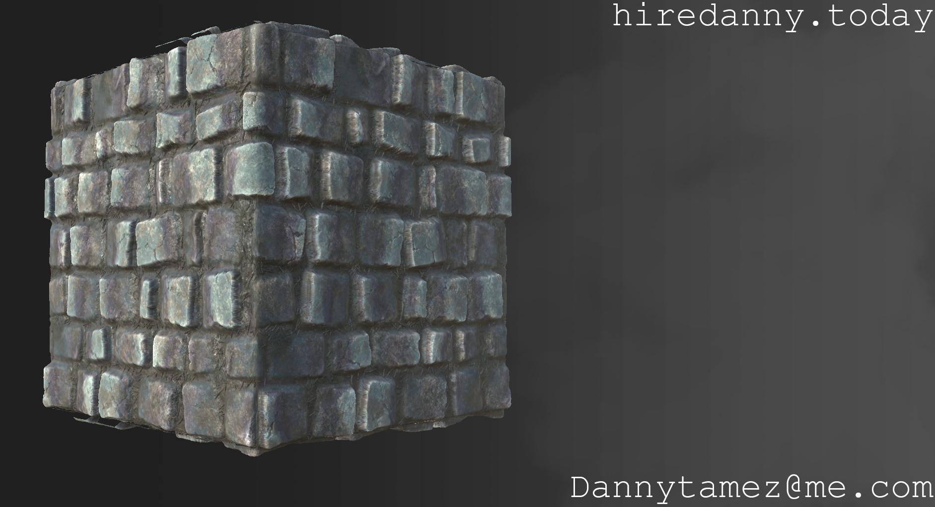 Danny tamez f cobstone2