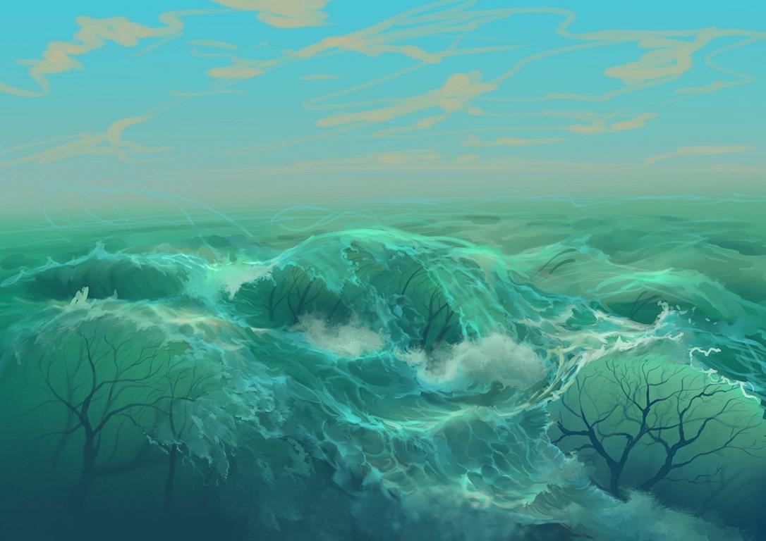 Sea of Trees-Step3
