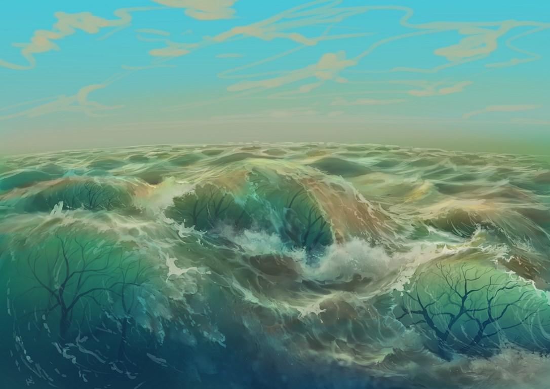 Sea of Trees-Step4