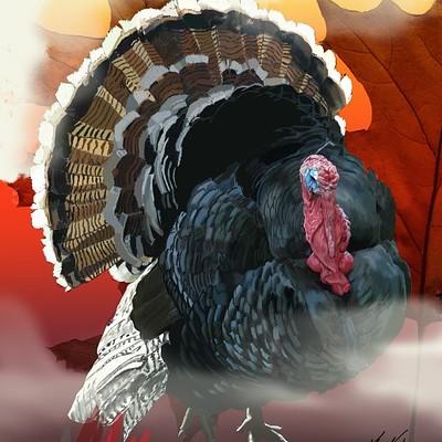 Andre smith turkey greetings low rez