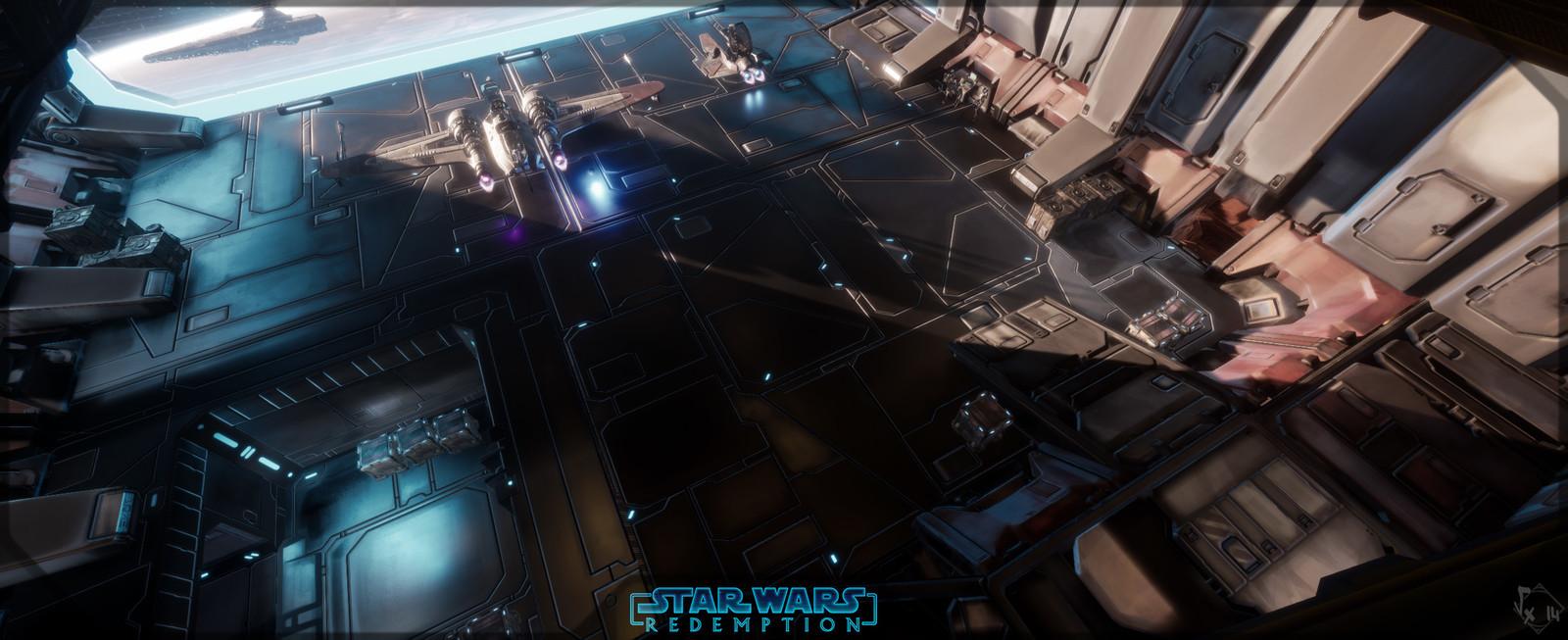 Star Wars - Redemption | Venator Hangars