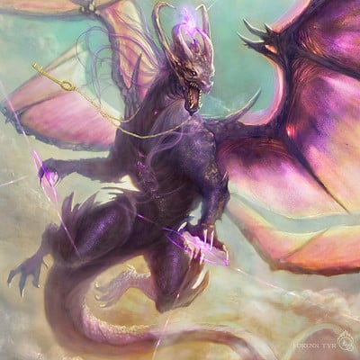 Lorenn tyr dragon poemasfin