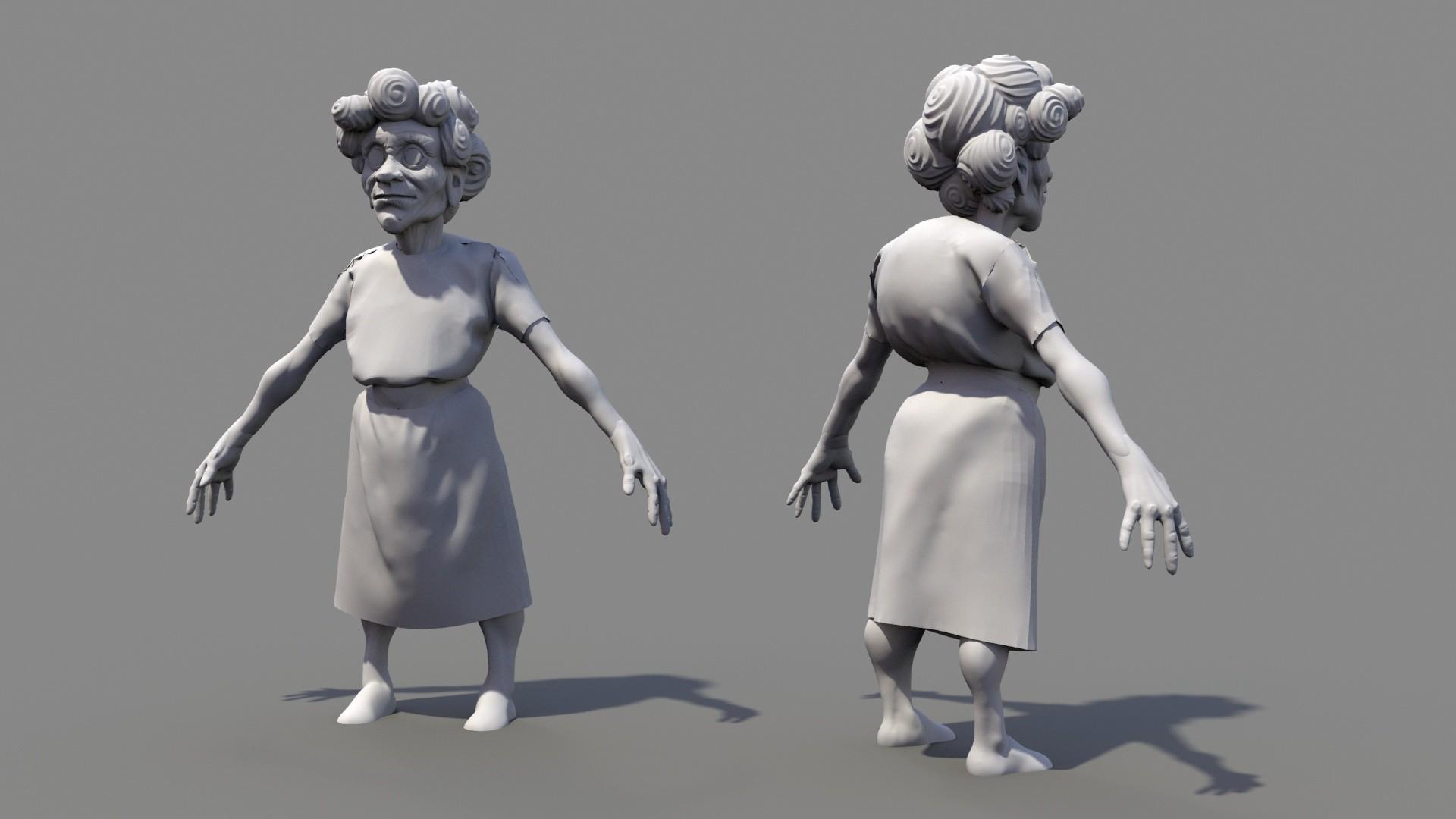 Irene arnaiz lopez lady