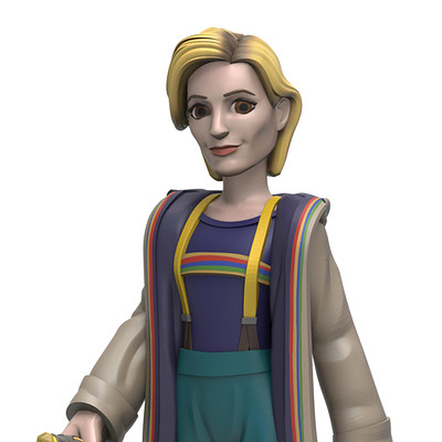 Caitlin ashford 13th doctor