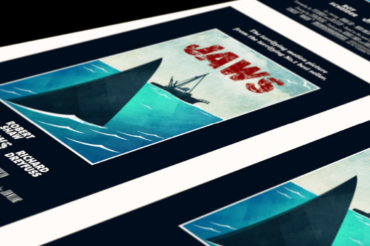 Jaws A5 Flyer