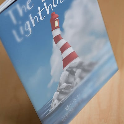 Antony carlyon lonely light house 6