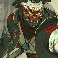 Bestial Warrior Concept Art
