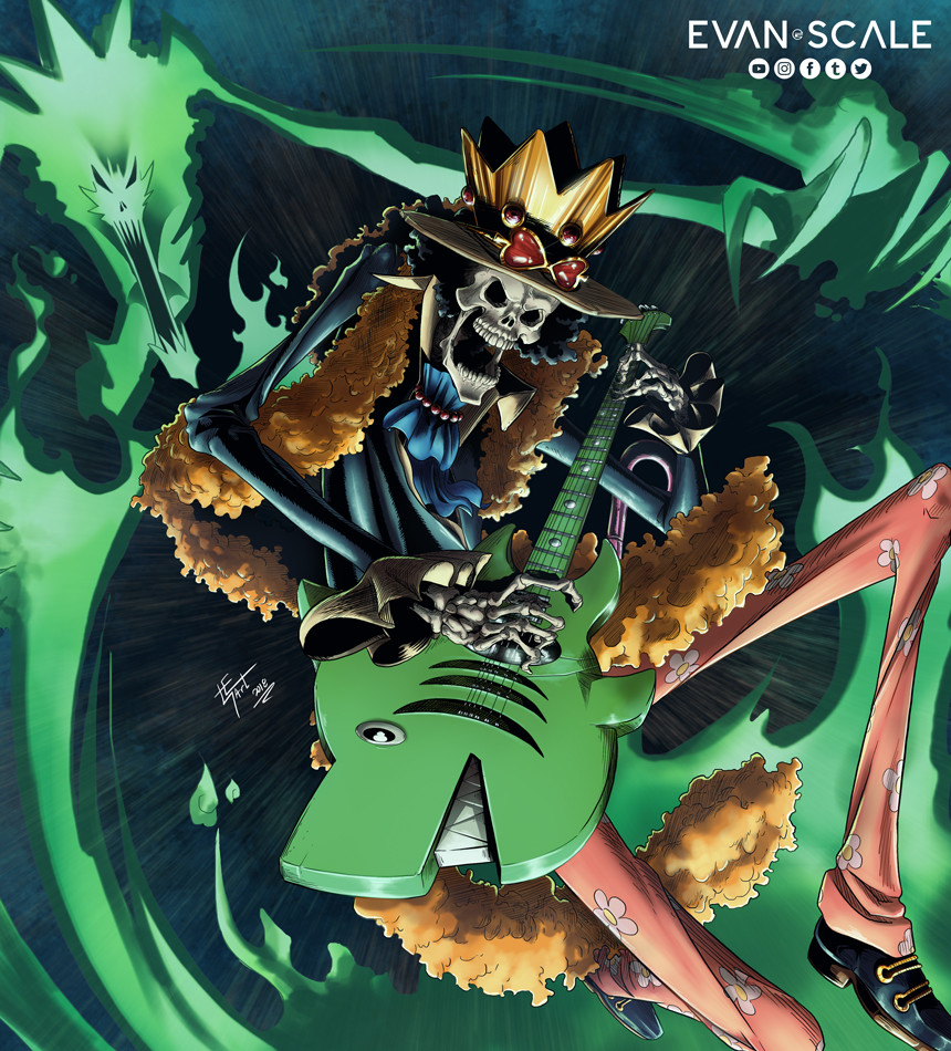 Soul King Brook
