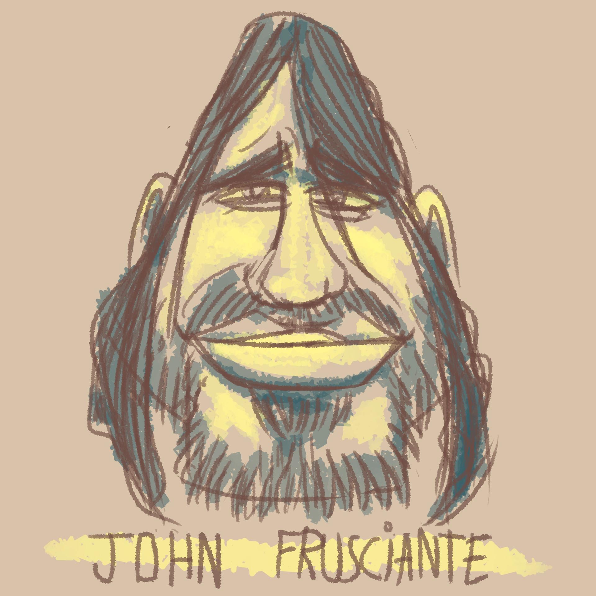 Marcos torres john frusciante