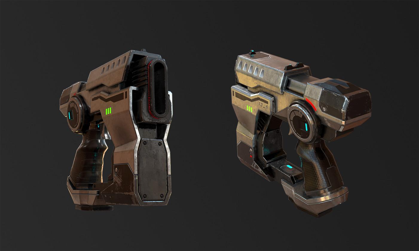 Sasha nodia pistol 06