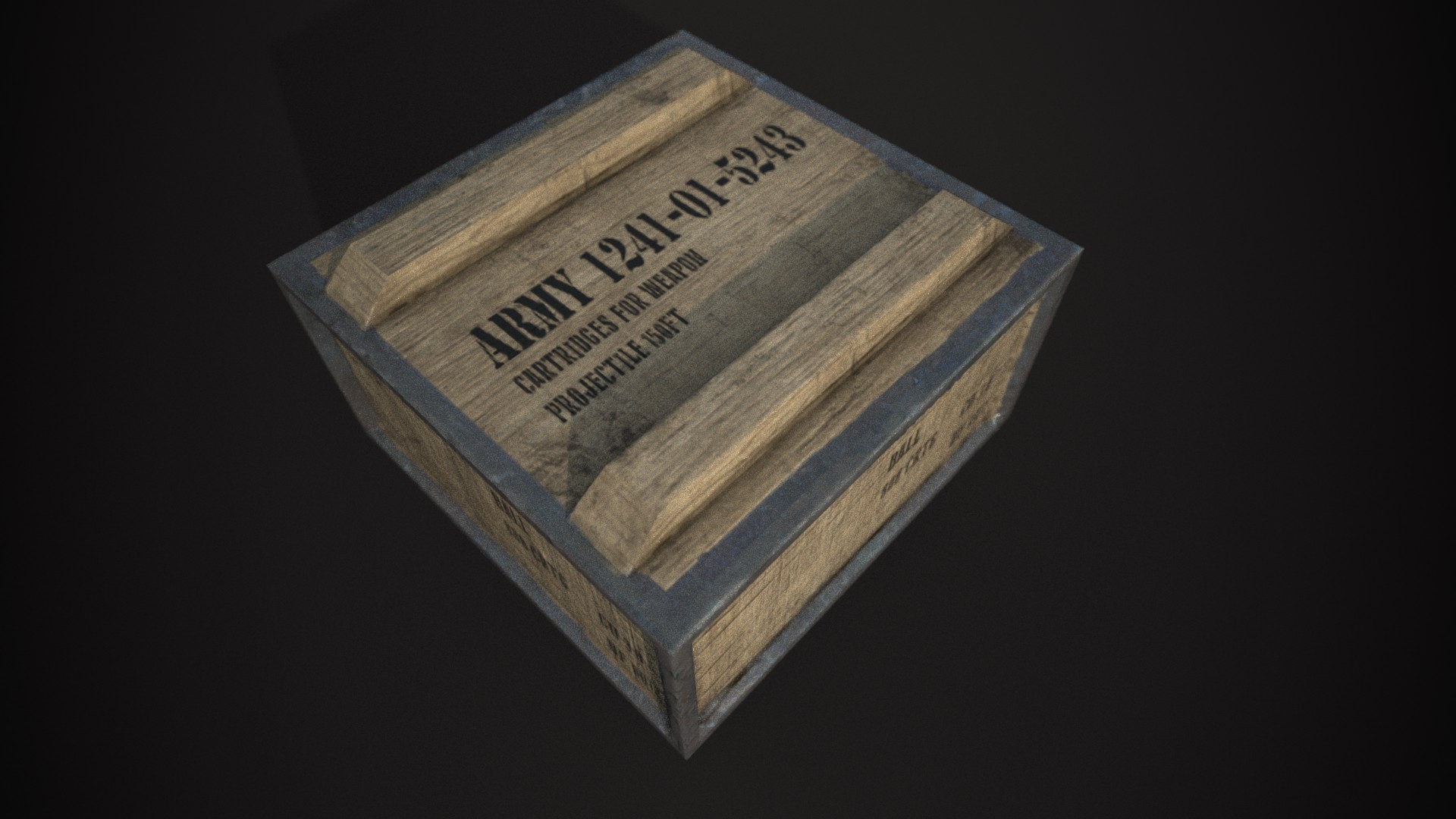 Ammo Crate Front_view