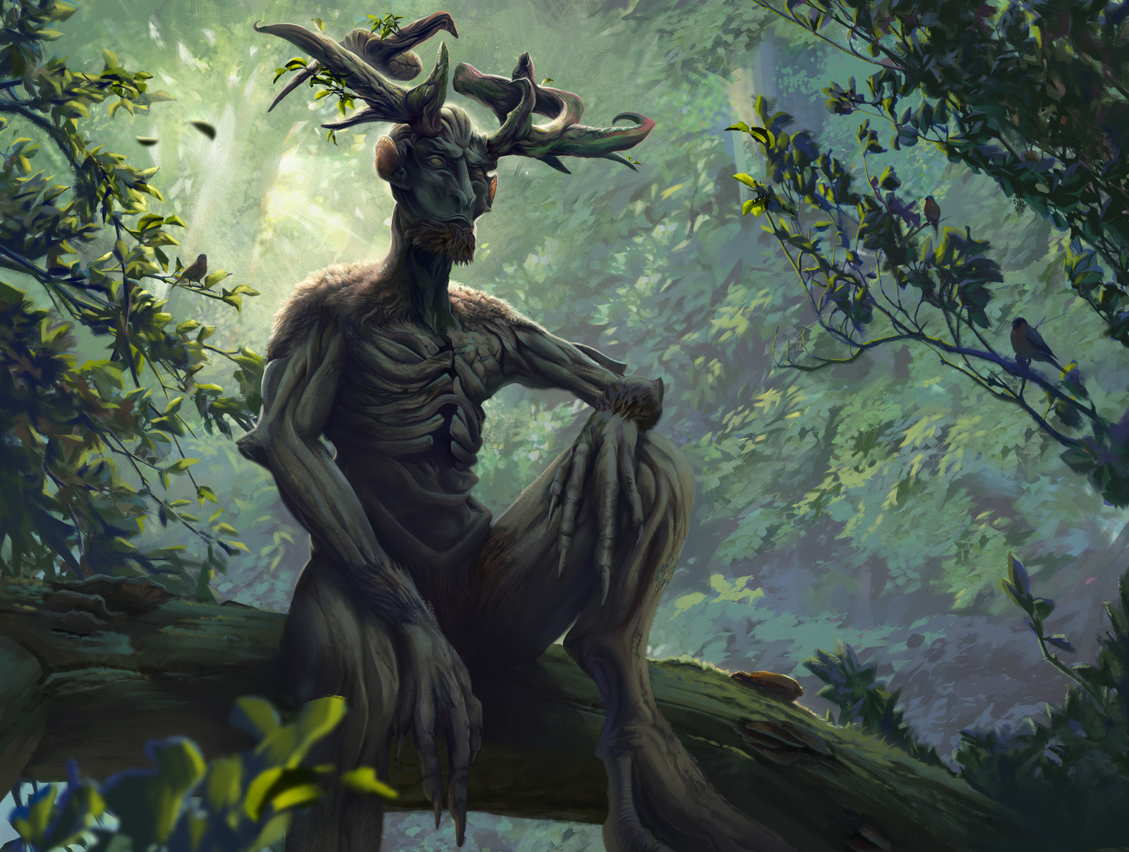 The Leshy