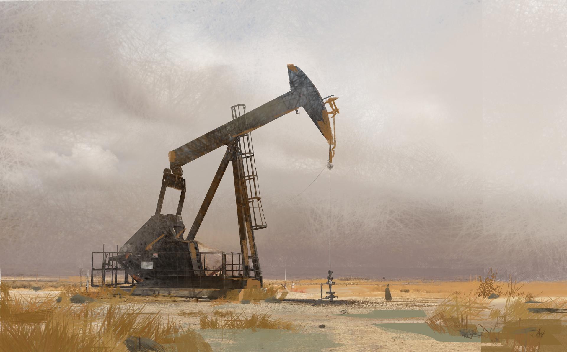 Yujin choo oilfield3 sketch